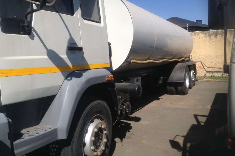 MAN Water tanker MAN 25 224 LSN water tanker Truck