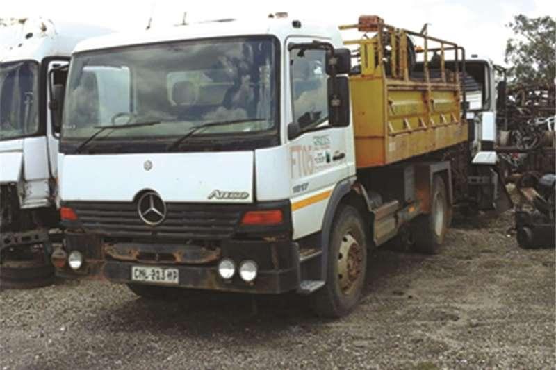 Mercedes Benz 1517 Atego Truck