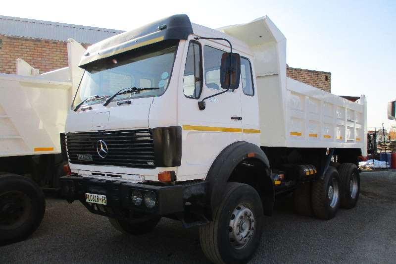 Mercedes Benz 26 24 Tipper Truck
