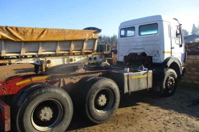 Mercedes Benz 2628 Truck