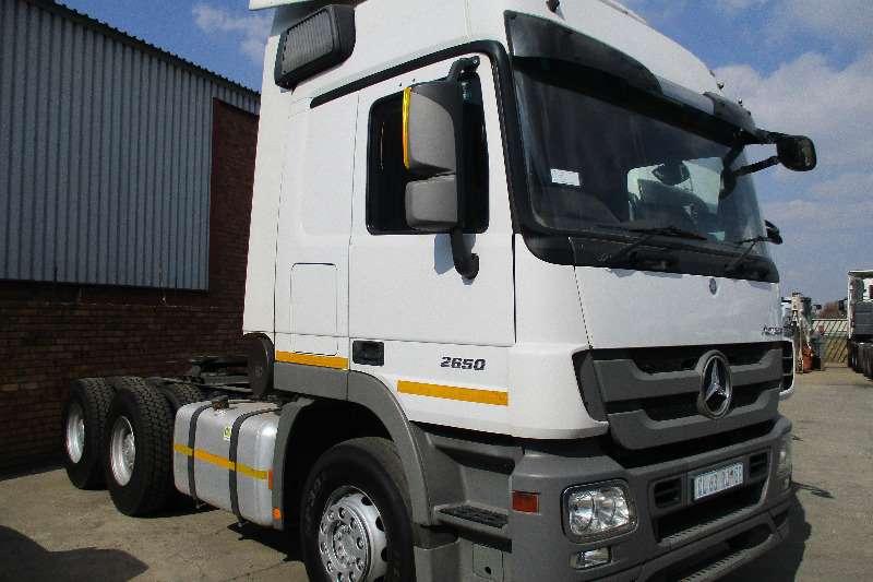 Truck Mercedes Benz Actros 26-50 2012