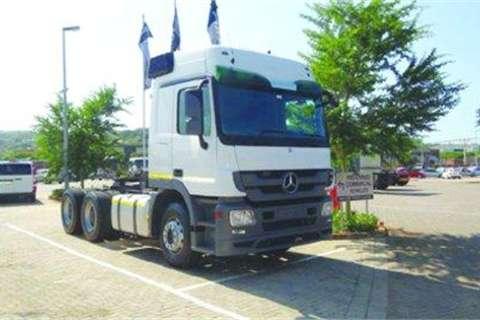 Truck Mercedes Benz Actros 2644LS/33- 2010
