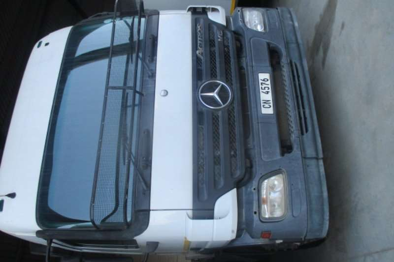 Truck Mercedes Benz ACTROS 2650 2004