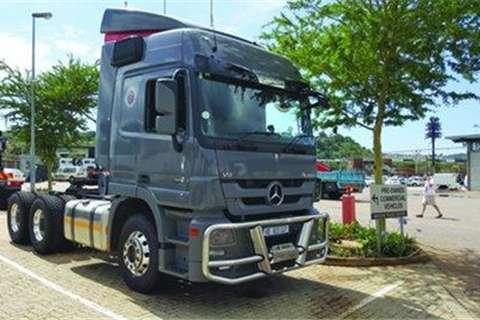 Truck Mercedes Benz Actros 2654LS/33- 2015
