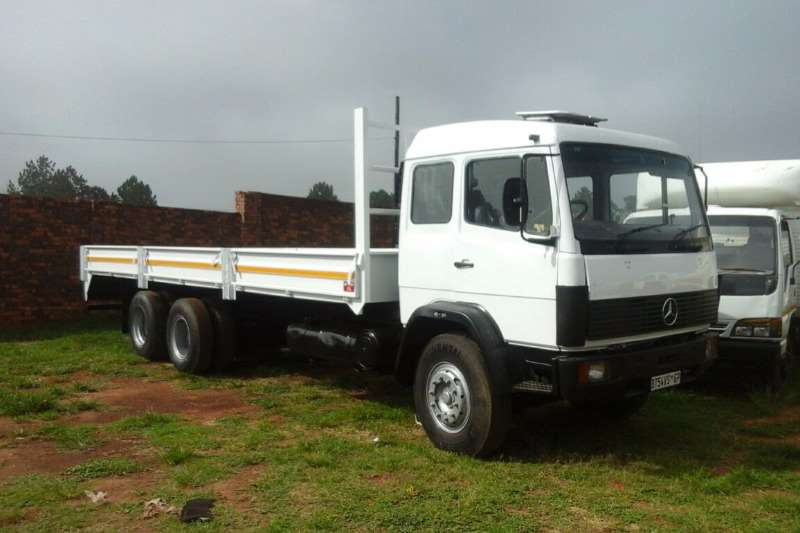 Truck Mercedes Benz Dropside 14 TON ECONOLINER FOR SALE 1995