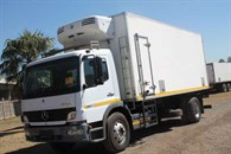 Mercedes Benz Fridge truck Atego 1517 Fridge Unit Truck