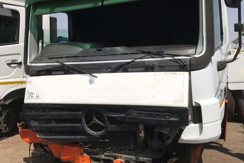 Truck Mercedes Benz Mercedes-Benz Actros 3350 Stripping for Spares 2008