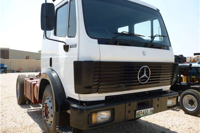 Truck Mercedes Benz Other 1735 V-series 1991