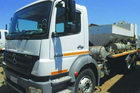 Truck Mercedes Benz Other 2628 Volume mixer- 2008