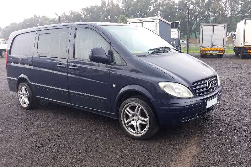 Truck Mercedes Benz Other VITO 115 CDI 2004