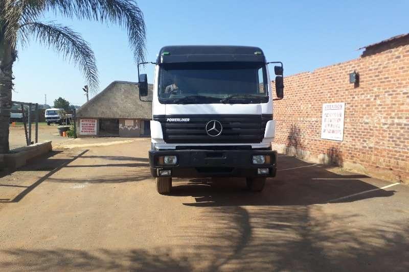 Mercedes Benz Tipper MERCEDES POWERLINER 10 CUBE TIPPER Truck