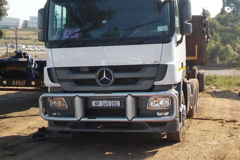 Truck Mercedes Benz Tipping Body Actros 2644 LS/33 2011