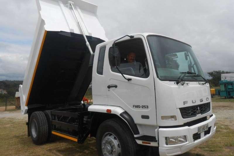 Truck Mitsubishi Tipper 0