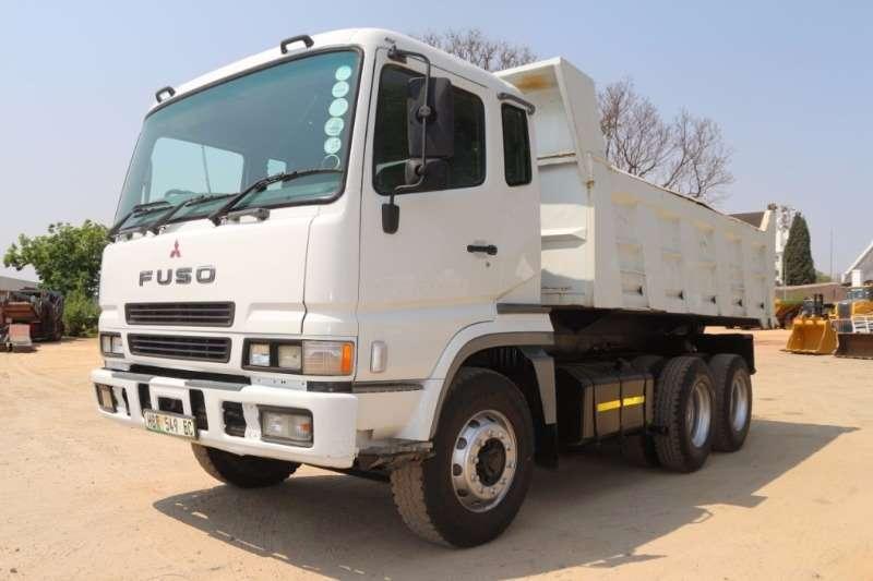 Truck Mitsubishi Tipper Fuso FV26.340 10m³ Tipper 2010