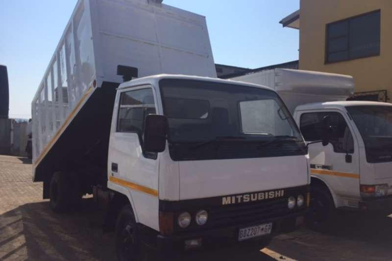 Mitsubishi Tipper Mitsubishi Canter Tipper Truck
