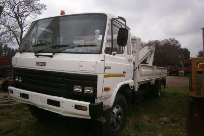 Truck Nissan Crane Truck CM16 1991