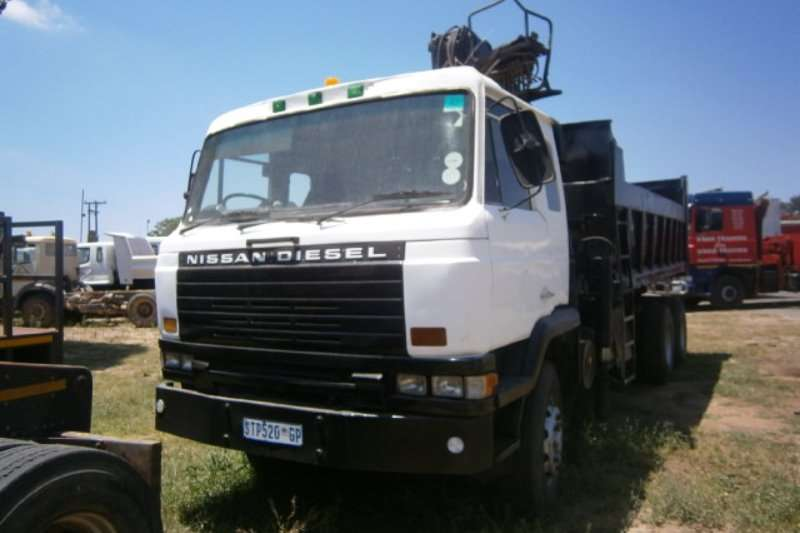 Nissan Crane truck CW46 Truck