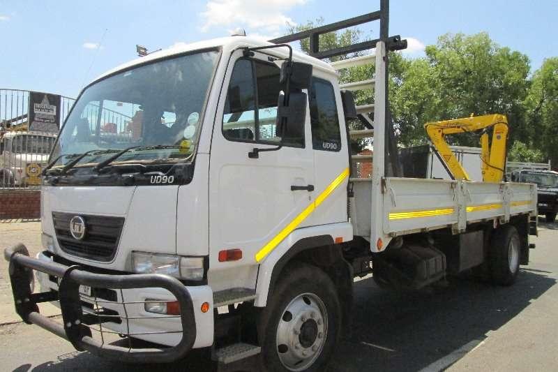 Nissan Crane truck UD90 Truck