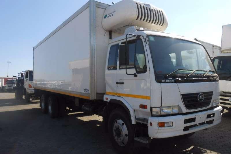 Truck Nissan Fridge Truck NISSAN UD90 6 X 2 FRIDGE TRUCK 2016