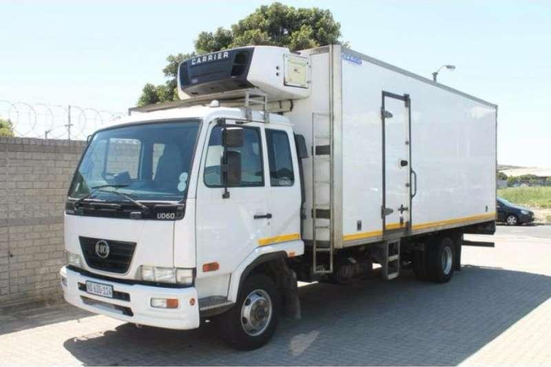 Truck Nissan Insulated Fridge unit UD 60 2011