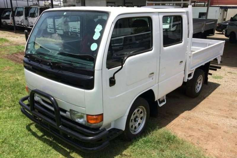 Truck Nissan Other NISSAN CABSTAR DOUBLE CAB 2008