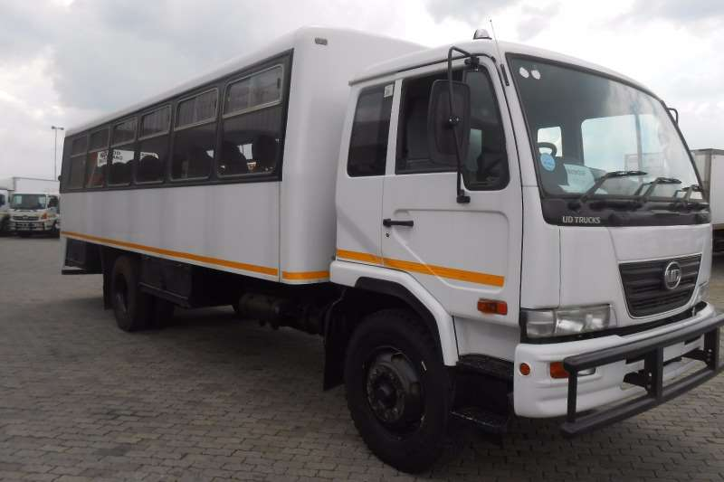 Truck Nissan Other NISSAN UD80 WITH PERSONAL CARRIER BODY   2011