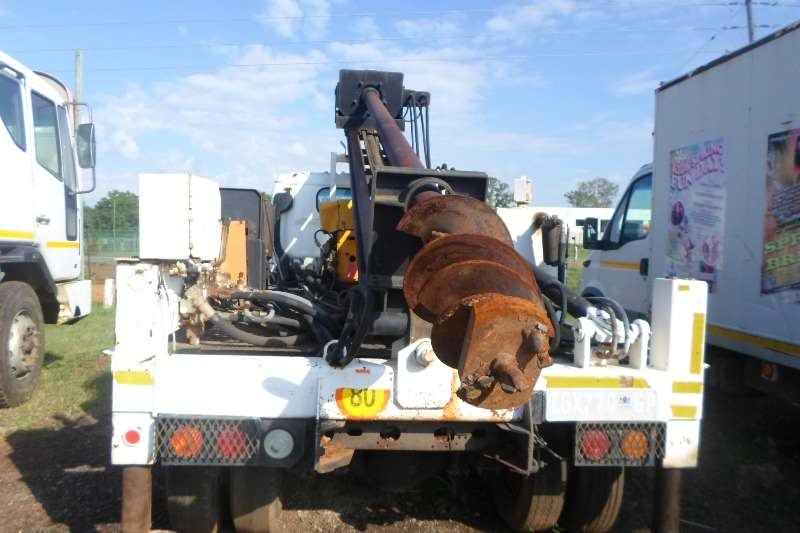 Nissan Other UD 40 Drill Unit Truck