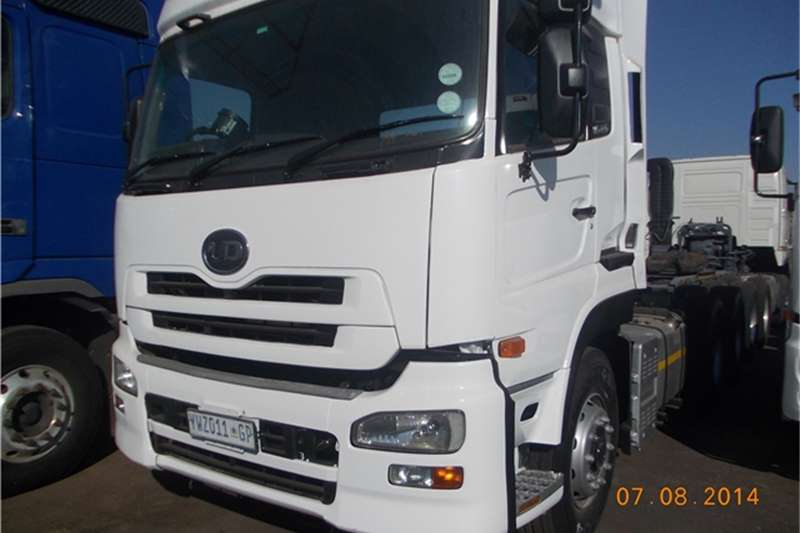 Nissan Other ud 460,440 horse Truck