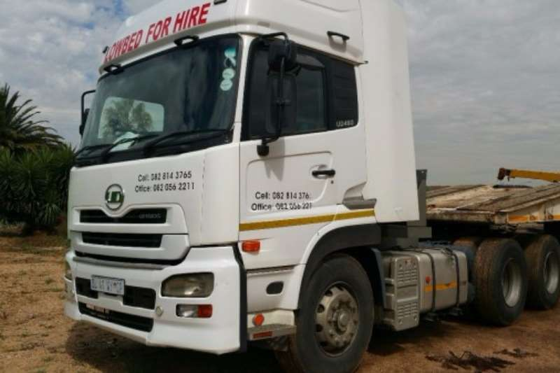 Truck Nissan Other UD460 (excluding Winch) 0