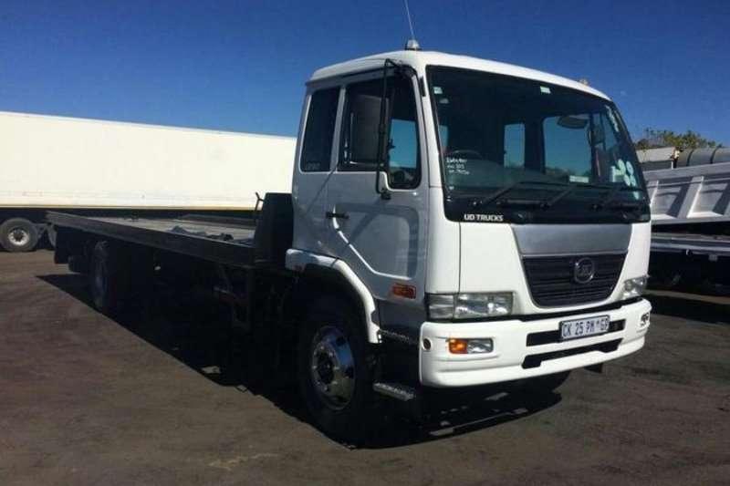 Truck Nissan Roll Back UD90 ROLLBACK Rigid Trucks 2013