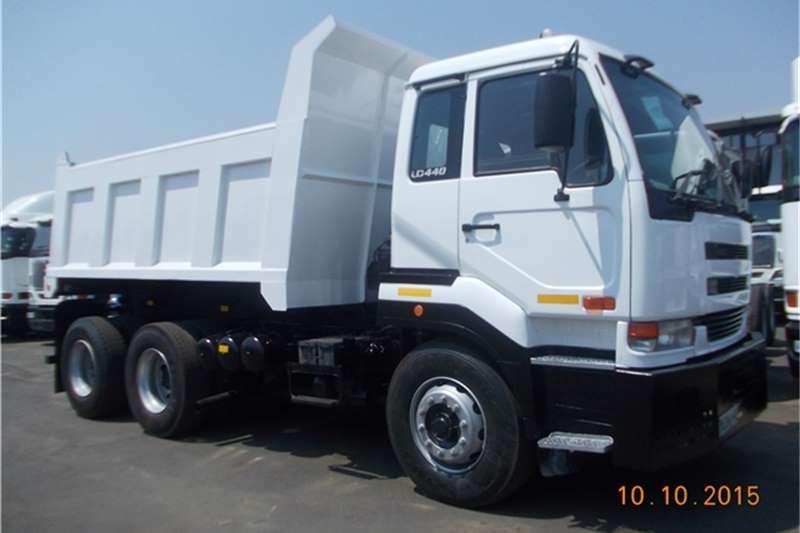 Nissan Tipper NISSAN 10 CUBE TIPPER. Truck
