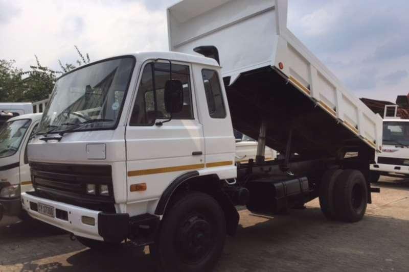 Truck Nissan Tipper Nissan CM14 1997