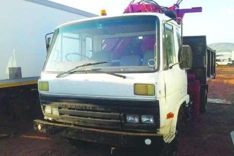 Nissan Tipper Truck- Truck