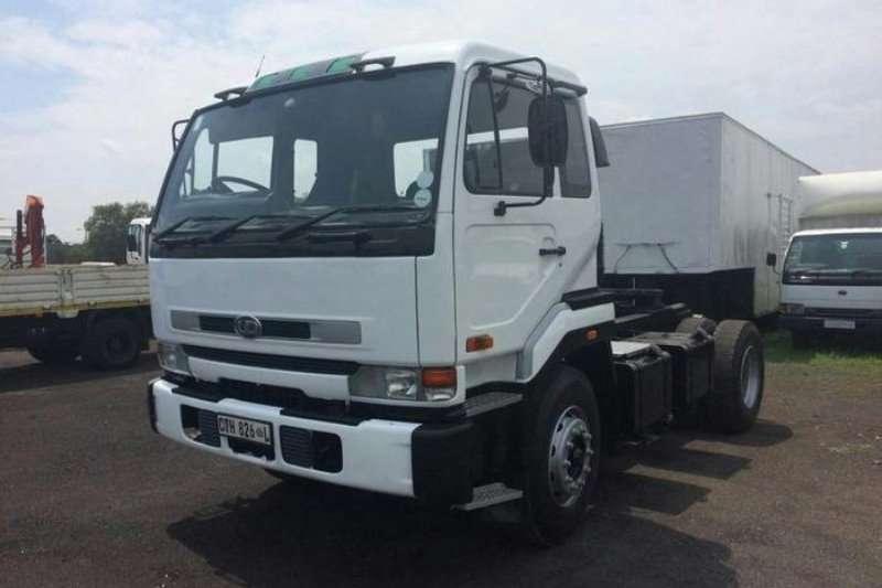 Truck Nissan Tipper UD 290TRUCK TRACTORSINGEL AXCEL 2001