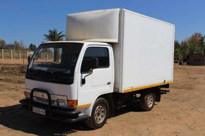 Truck Nissan Volume Body NISSAN CABSTAR 4 TON VOLUME BODY 0