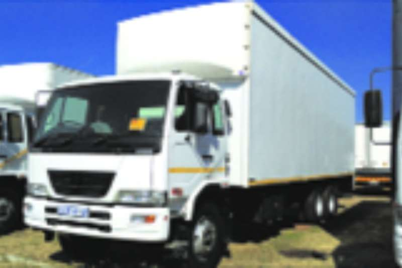 Truck Nissan Volume Body UD 100 2013