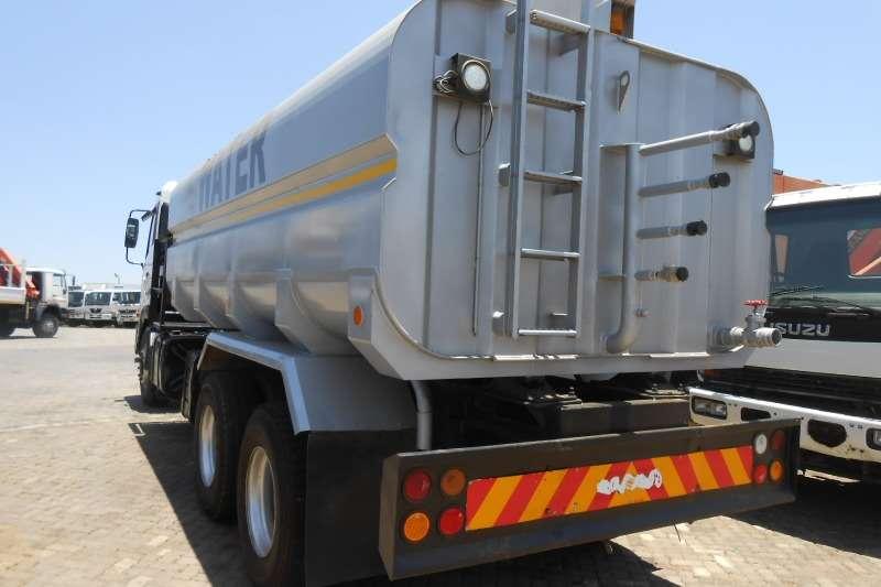 Nissan Water tanker NISSAN UD460 18000LITRE WATERTANKER Truck