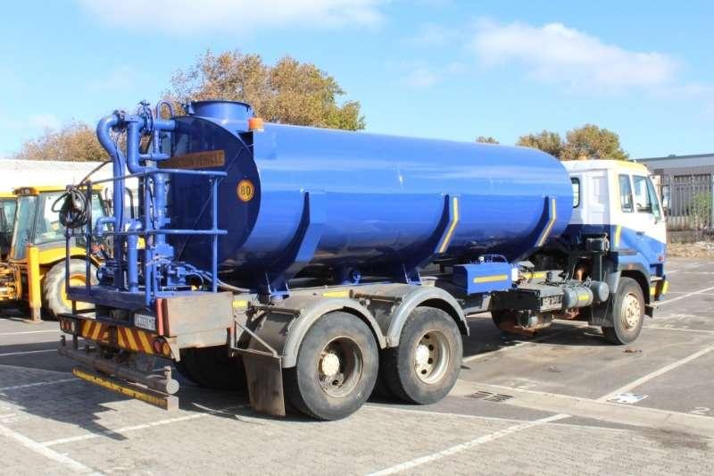 Nissan Water tanker UD290 Water Tanker Truck