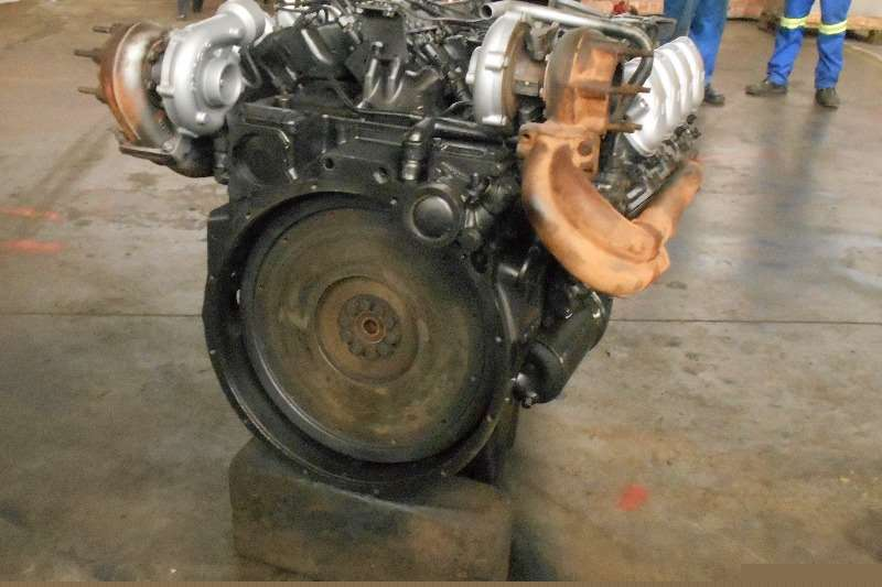 Truck Other Other ADE 422T Engine 0