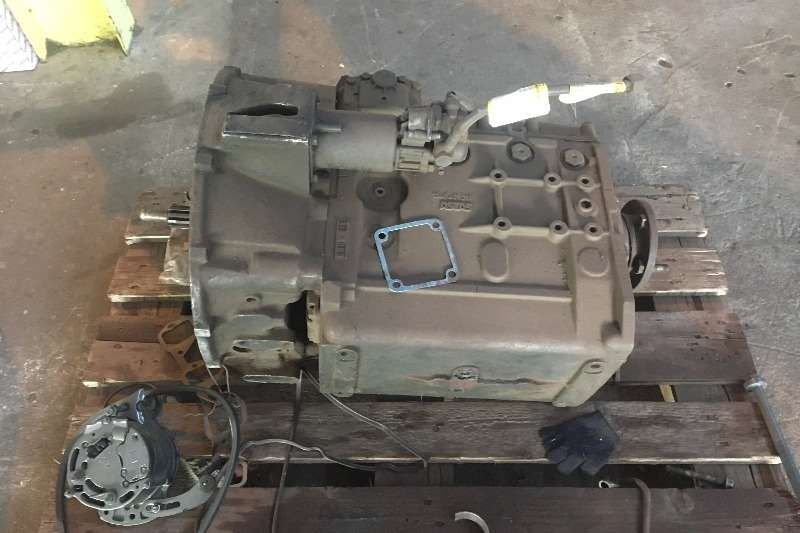 Truck Other Other Astas Gearbox 0