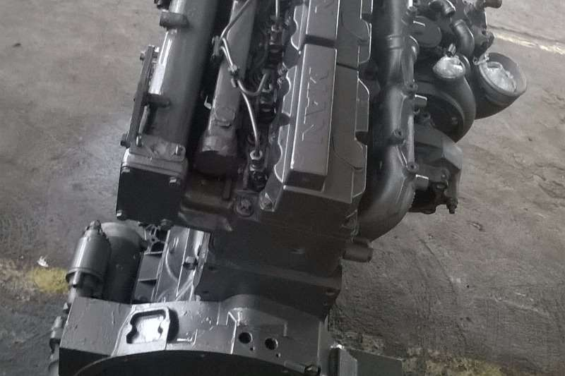 Truck Other Other MAN D0826 Engine 0