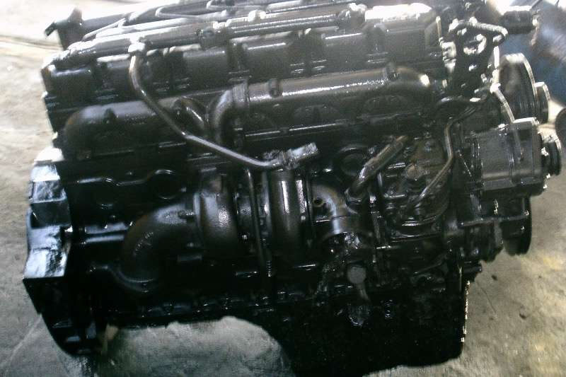 Truck Other Other MAN D0836 Engine 0