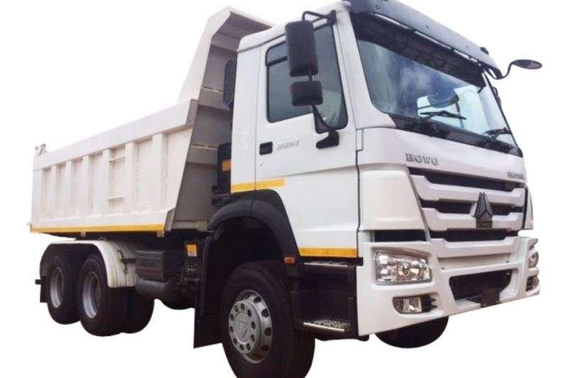 Truck Other Tipper Sinotruk 6x4 10 Cube Tipper 340HP 2016