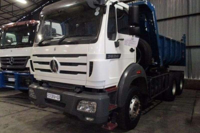 Truck Powerstar Tipper POWER STAR 2628 2014