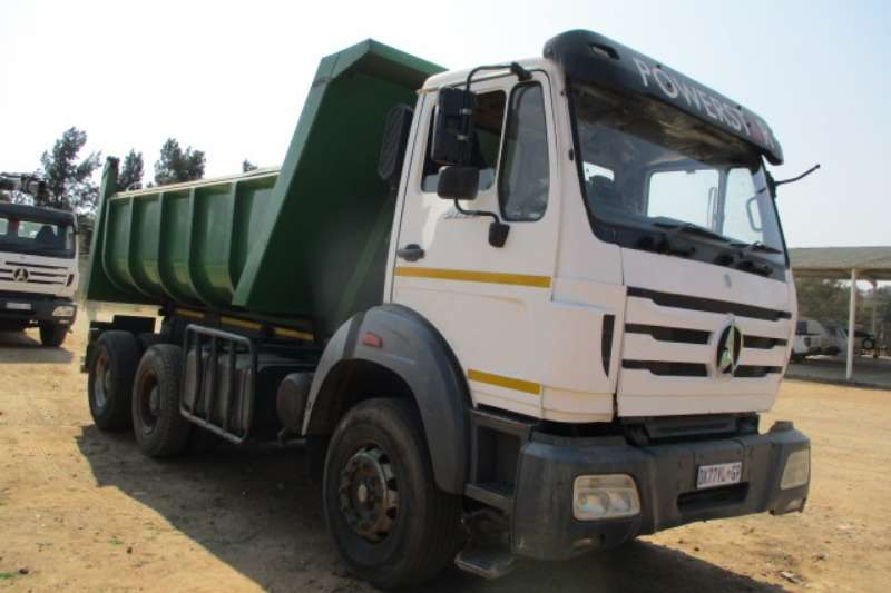 Truck Powerstar Tipper POWERSTAR 2628 10 CUBE TIPPER 2014