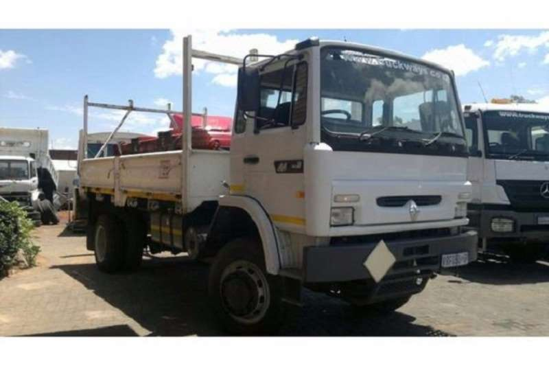 Truck Renault Dropside M210 2007