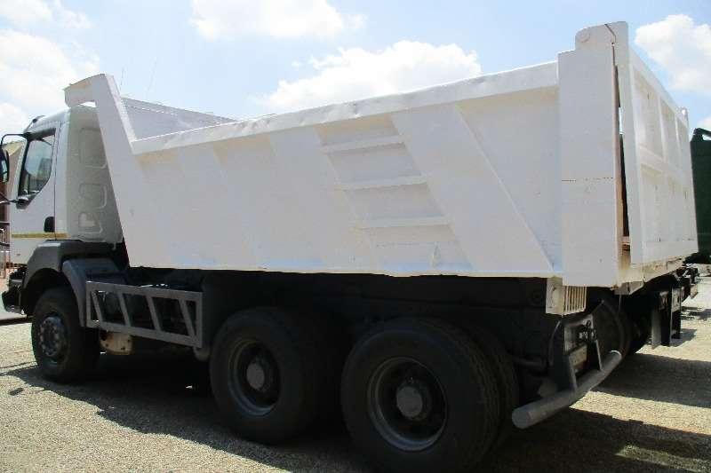 Renault Kerax 350 Tipper 10m Truck