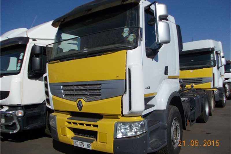 Renault Other RENAULT 440 DXI Truck