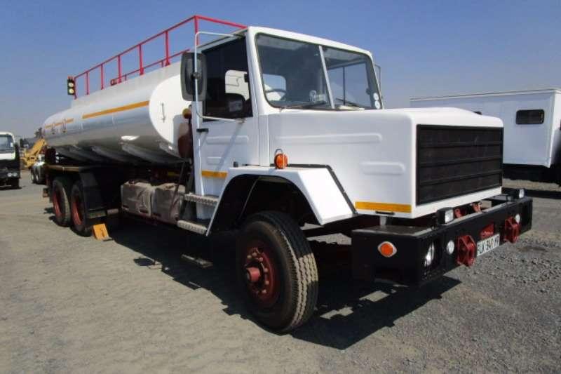 Truck Samag Diesel Tanker 120 Diesel tanker 1985