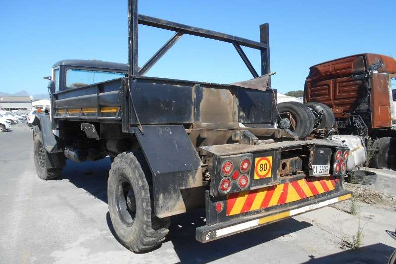 Samil Dropside Samil 50 4x4 Non Runner Truck